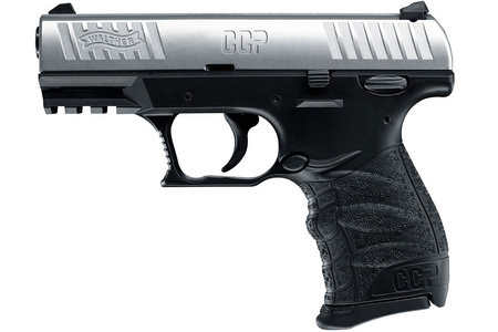 WALTHER CCP STAINLESS 9MM CARRY CONCEAL PISTOL