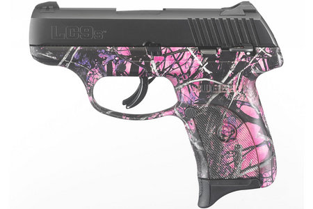 RUGER LC9S 9MM MUDDY GIRL CAMO