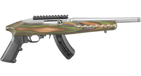 RUGER 22 CHARGER TAKEDOWN 22 LR STAINLESS