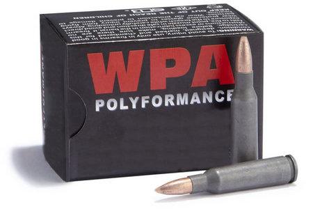 WOLF AMMO 223 Rem 62 gr FMJ Polyformance 20/Box