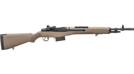 SPRINGFIELD M1A SCOUT SQUAD 308 FDE COMPOSITE STOCK