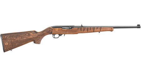 RUGER 10/22 22LR GATOR COUNTRY EXCLUSIVE