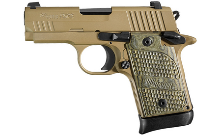 P938 SCORPION 9MM CARRY CONCEAL PISTOL