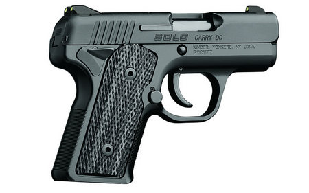 KIMBER SOLO CARRY DC 9MM CENTERFIRE PISTOL