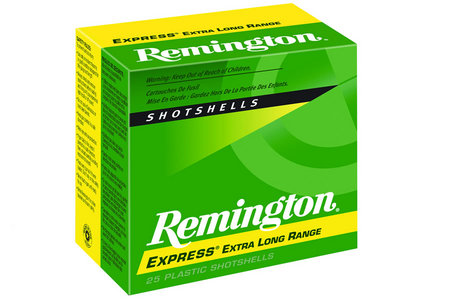 Remington 410 Ga 3 in 11/16 oz #7.5 Shot Express Extra Long Range 25/Box