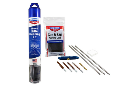 UNIVERSAL RIFLE CLEANING KIT