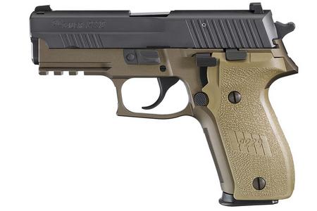 P229 COMBAT 9MM LUGER FDE