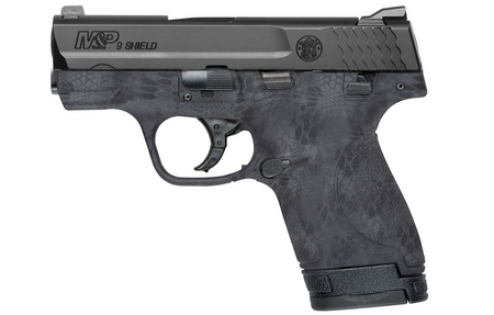 SMITH AND WESSON MP9 SHIELD 9MM WITH KRYPTEK TYPHON