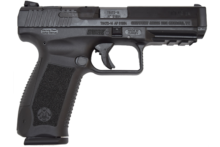 Century Arms Canik TP9 SA 9mm Striker-Fired Pistol
