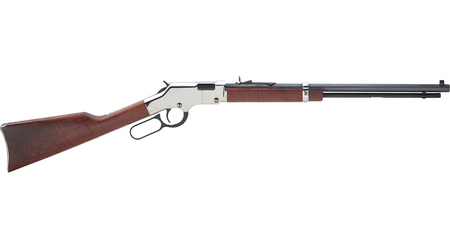 SILVER BOY 22 WMR LEVER ACTION RIFLE