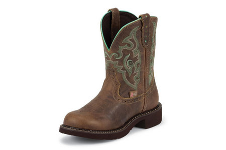 8 INCH TAN GYPSY CLASSIC BOOT