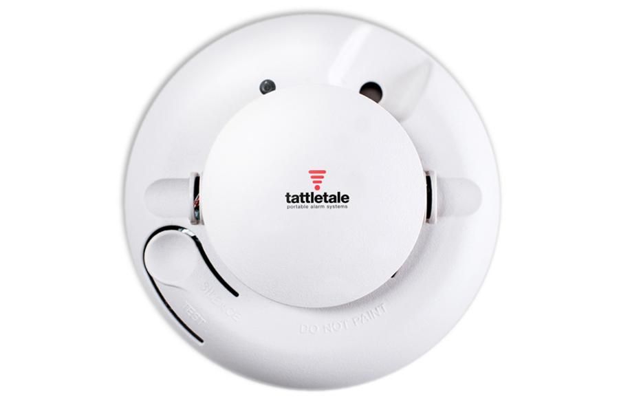 tattletale wireless smoke detector vance outdoors. Black Bedroom Furniture Sets. Home Design Ideas
