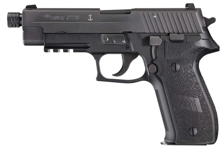 SIG SAUER P226 9MM NAVY WITH THREADED BARREL
