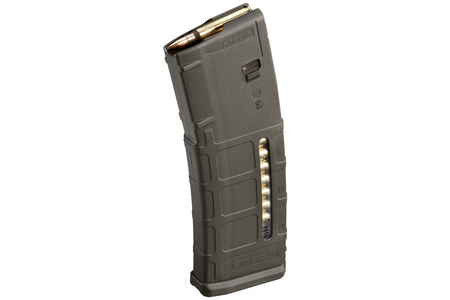 MAGPUL PMAG GEN M2 5.56mm 30-Round OD Green Magazine with Window
