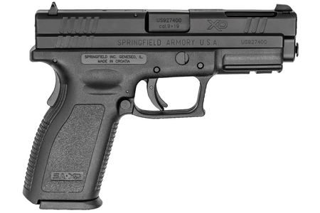 SPRINGFIELD XD 9MM SERVICE MODEL V-10 PORTED