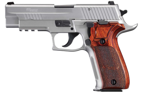 Sig Sauer P226R Elite Pistol 9mm 4.4in 15rd Stainless E26R-9-SSE