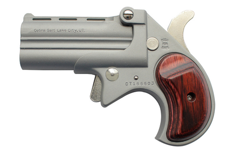 BIG BORE 38 SPECIAL DERRINGER