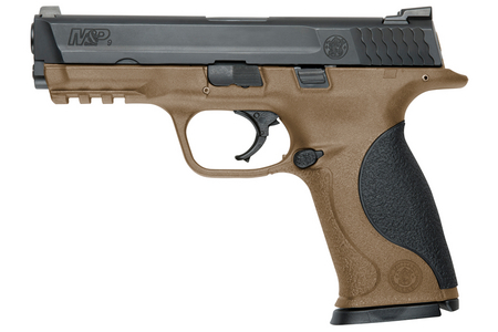 SMITH AND WESSON MP9 9MM FLAT DARK EARTH