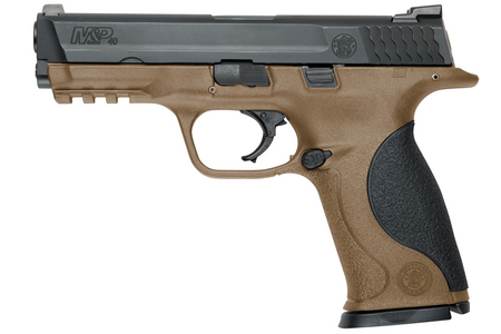 SMITH AND WESSON MP40 40SW FLAT DARK EARTH PISTOL