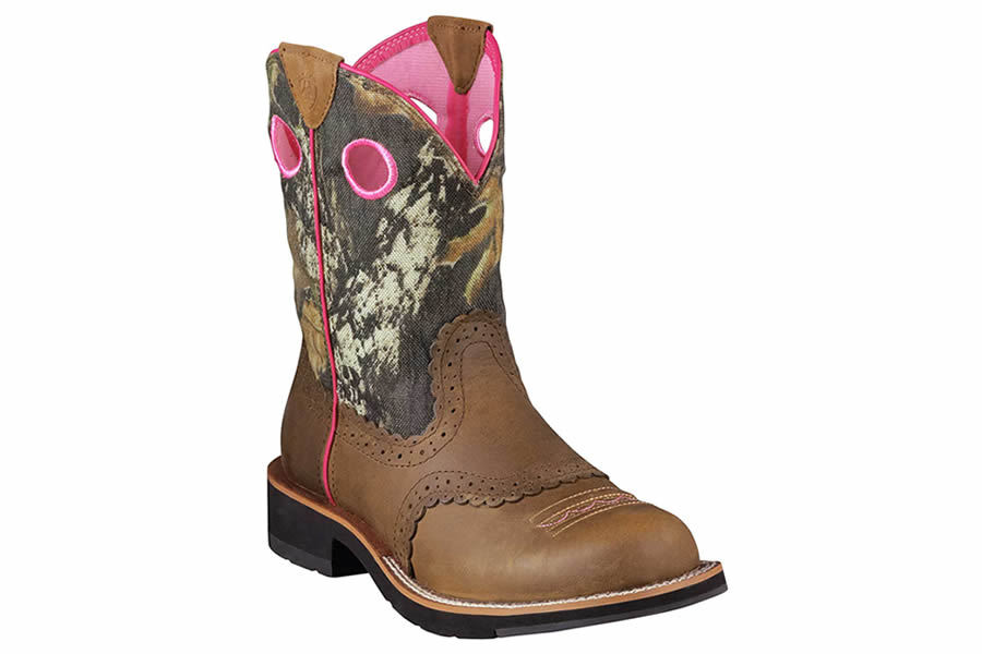 2d534cfa0d87 Ariat Fatbaby Cowgirl Boot