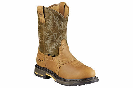 MENS WORKHOG PULLON H2O BOOT