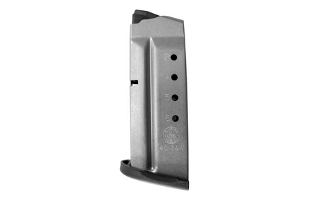 SMITH AND WESSON MP SHIELD 40SW 6-ROUND FACTORY MAGAZINE