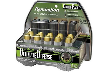 45 COLT/410 ULTIMATE DEFENSE COMBO PACK