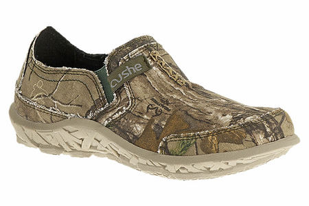 CHILDRENS SLIPPER/HUNTING CAMO