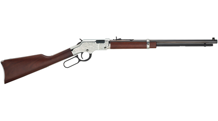 HENRY REPEATING ARMS SILVER EAGLE TRIBUTE EDITION 17 HMR