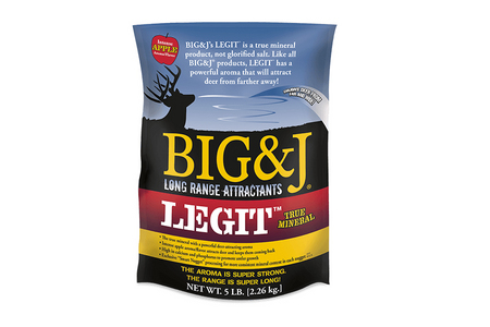 LEGIT MINERAL MIX 5LB BAG