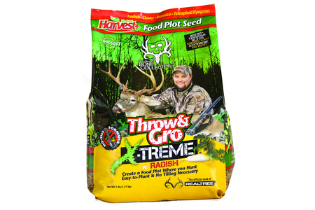THROW AND GRO XTREME RADISH