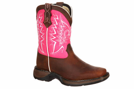 LIL DURANGO LET LOVE FLY WESTERN BOOT