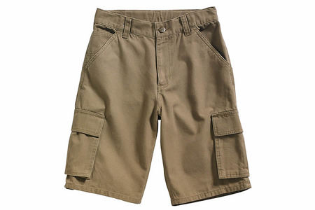 CANVAS CARGO SHORT