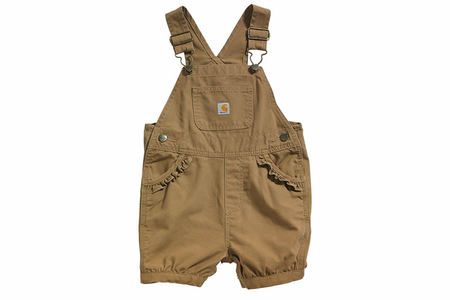 CANVAS BIB SHORTALL