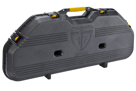 ALL WEATHER BOW CASE BLACK WITH YELLOW