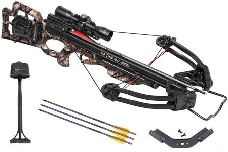 TEN POINT Shadow Ultra-Lite Crossbow with AcuDraw 50 Cocking Mechanism