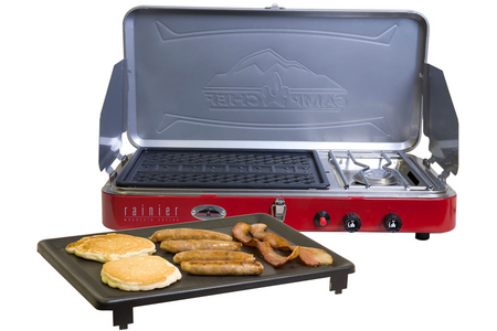 CAMPERS COMBO STOVE