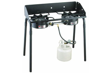 EXPLORER TWO-BURNER STOVE