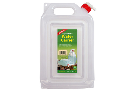 EXPANDABLE WATER CARRIER-2 GALLON