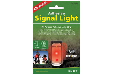 ADHESIVE SIGNAL LIGHT