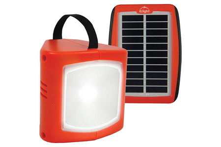 D.LIGHT SOLAR LANTERN CHARGER