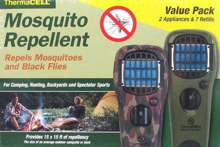 MOSQUITO REPELLENT APPLIANCE VALUE PK.