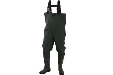 CASCADE 2 PLY BOOT FOOT CHEST WADER