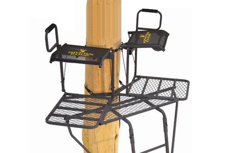 2 MAN BOWMAN LADDER STAND