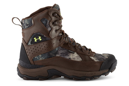 UA SPEED FREEK BOZEMAN BOOTS MOTS