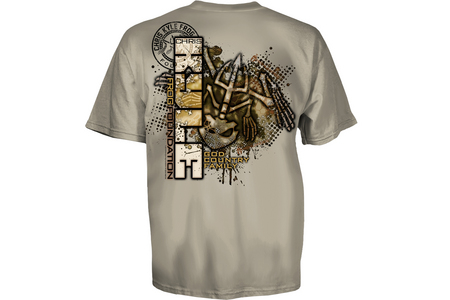 CHRIS KYLE KRYPTEK GRAPHIC TEE