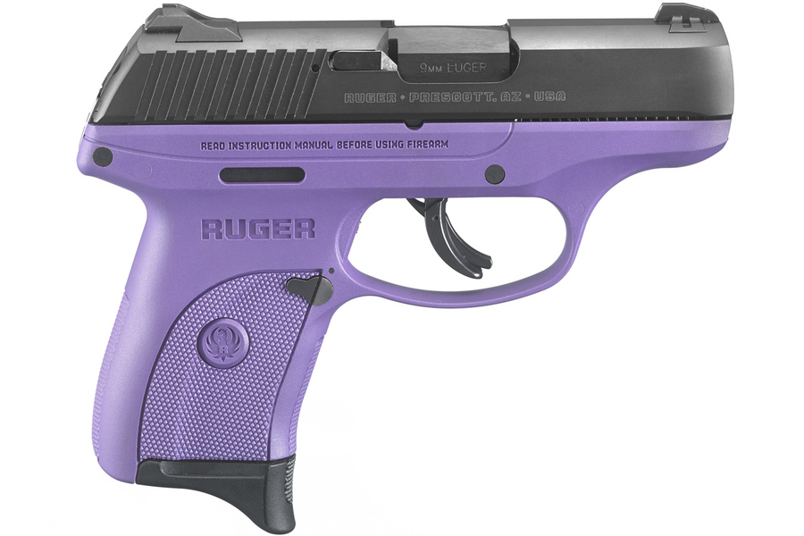 Ruger Lc9s 9mm Luger Purple Talo Pistol Vance Outdoors
