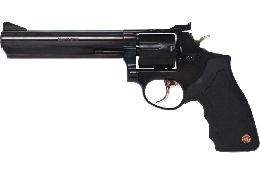 taurus model 66 357 magnum black revolver 6 inch barrel sportsman 39 s outdoor superstore. Black Bedroom Furniture Sets. Home Design Ideas