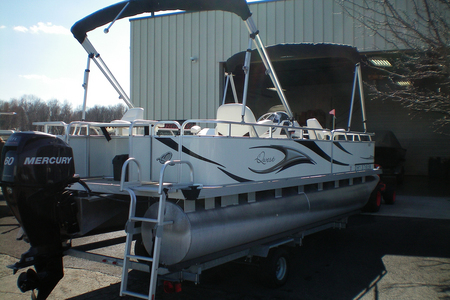 Used Pontoon