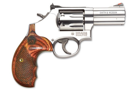 SMITH AND WESSON 686 DELUXE 357 MAG TALO REVOLVER